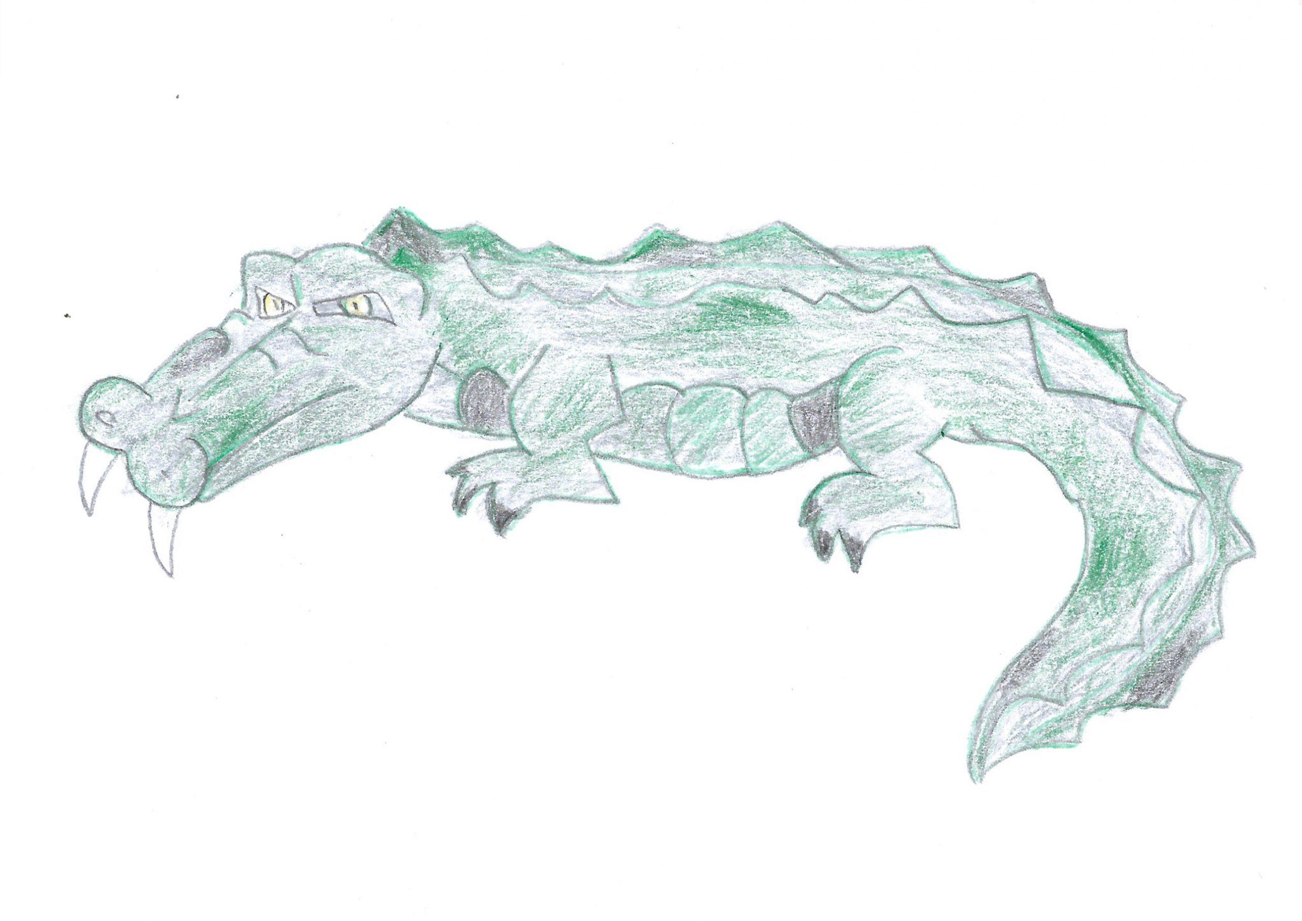 Jakare — The Crocodile