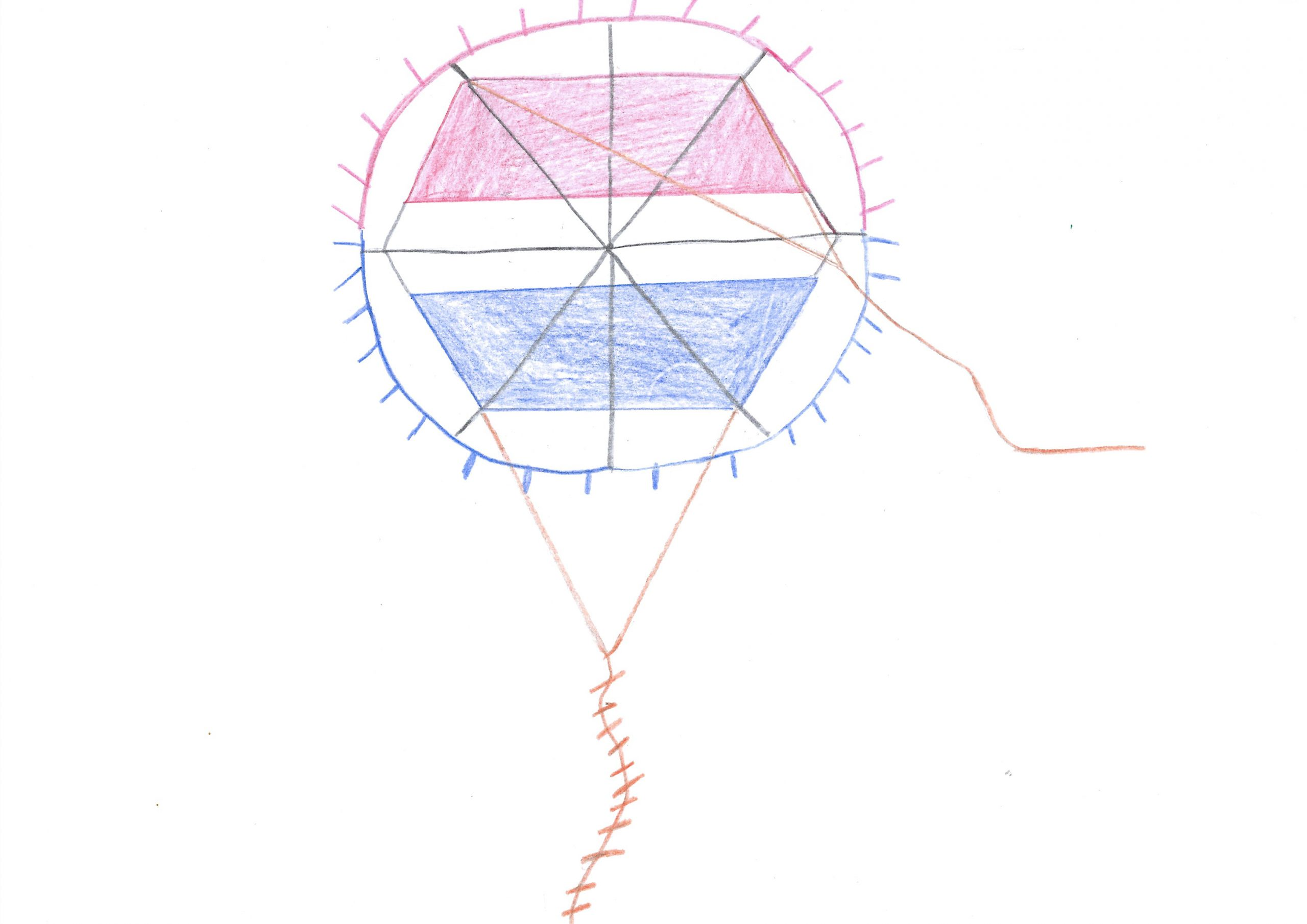 Pandorga — The kite