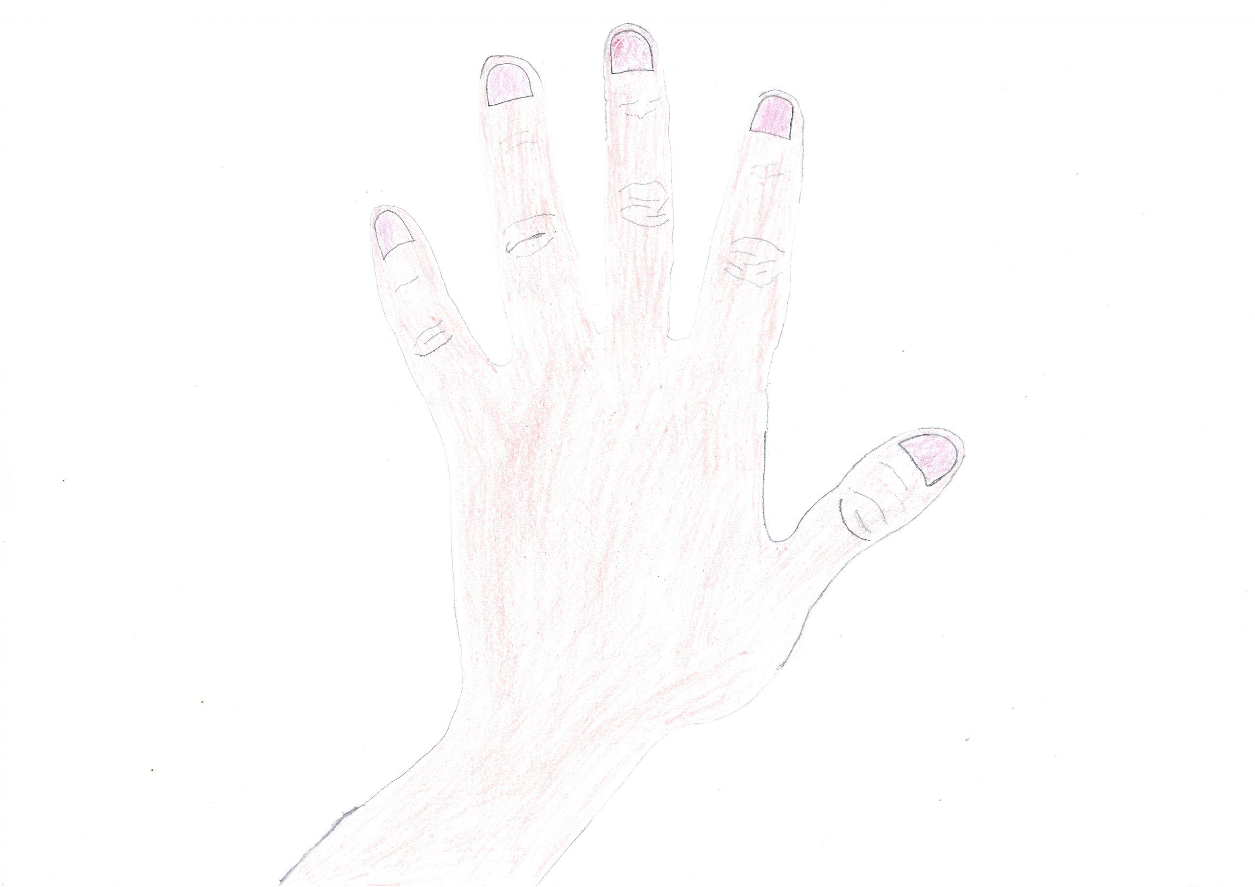 Po — The hand