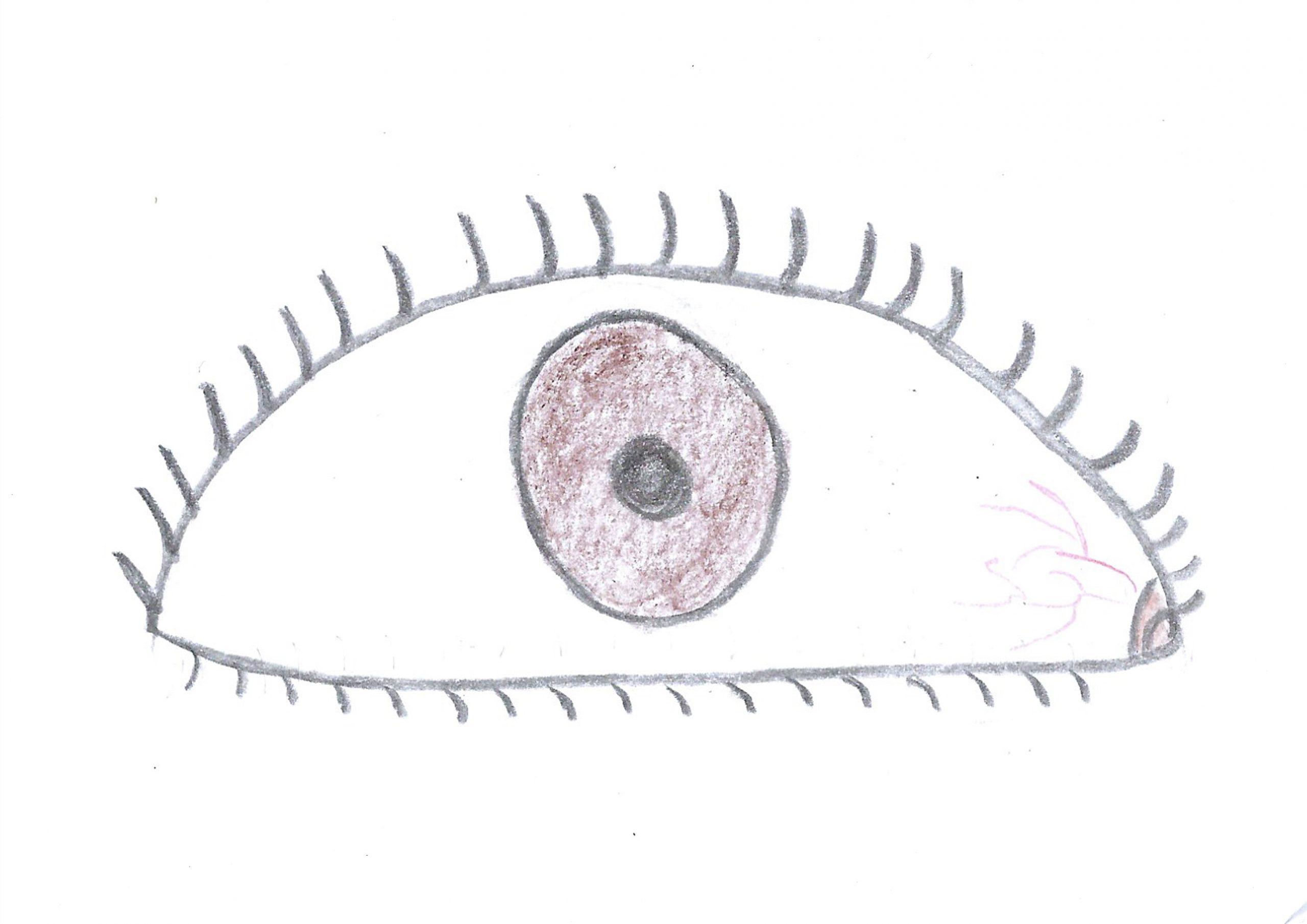 Tesa — The eye
