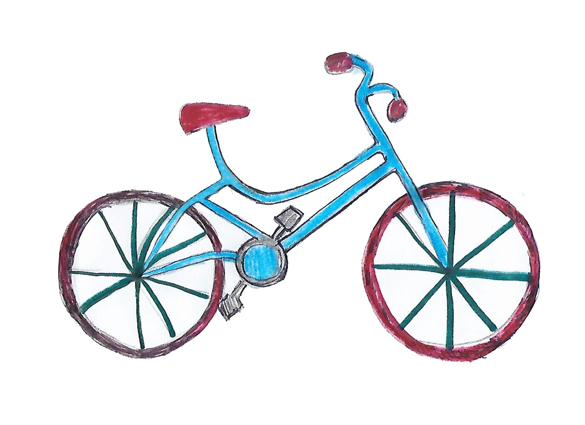 Велосипед  — Thebicycle