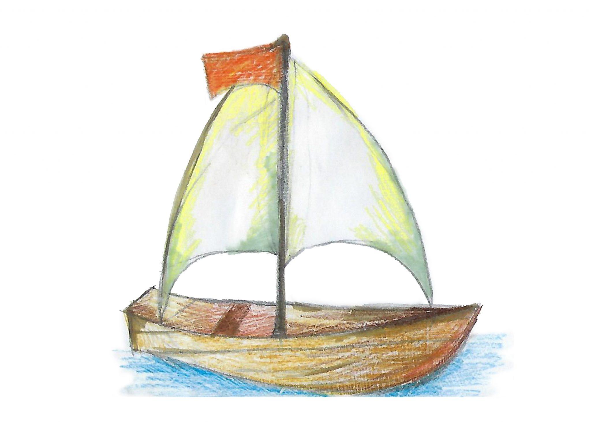 Лодка — The boat