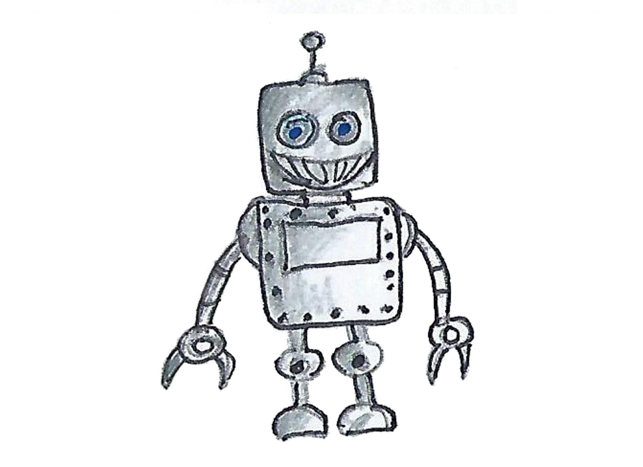 Робот — The robot