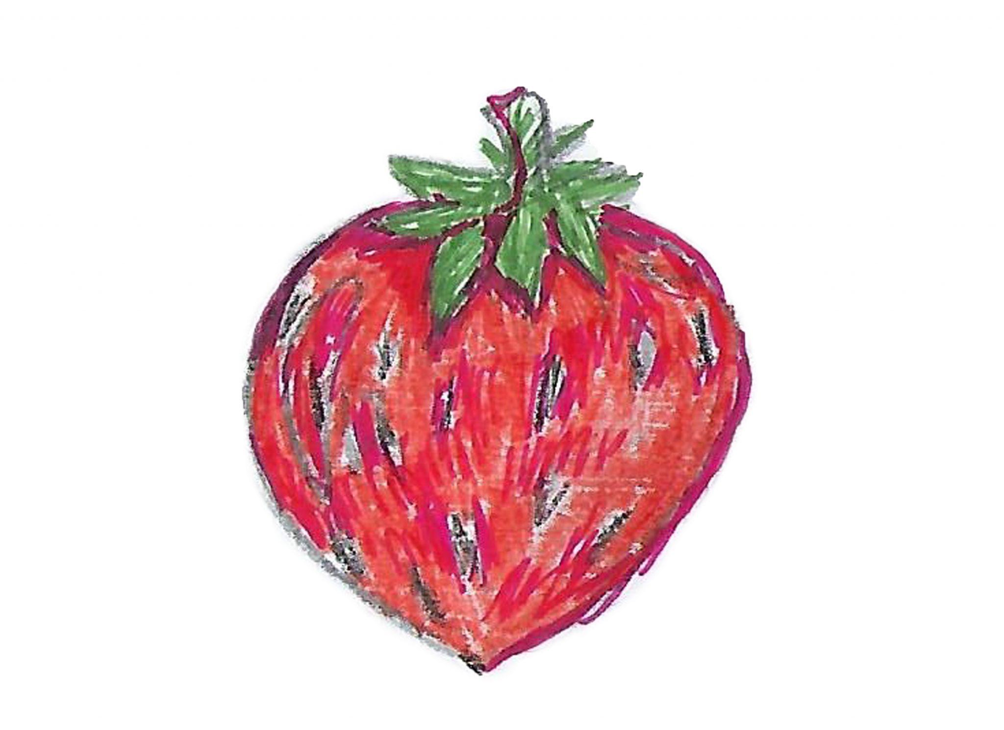 Клубника — The stawberry