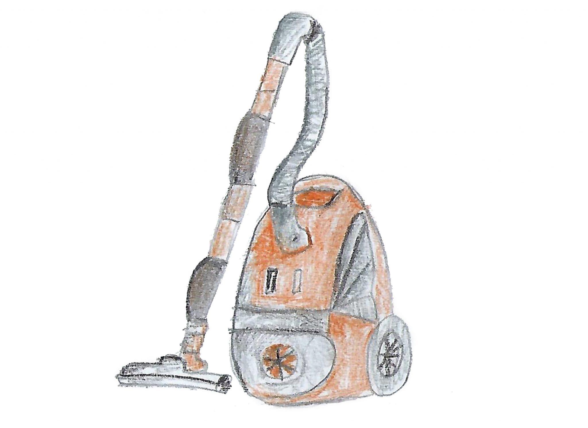 Пылесос — The vacuum cleaner